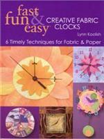 Creative Fabric Clocks