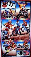 Motorcross Panel